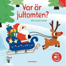Nyfikna öron - Var är jultomten