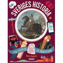 Sveriges historia från stenyxa till smartphone