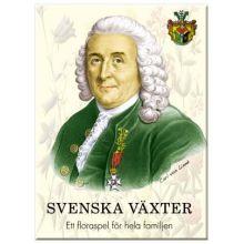 Svenska växter Linné kortspel