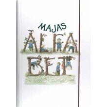 Majas Alfabetsbilder