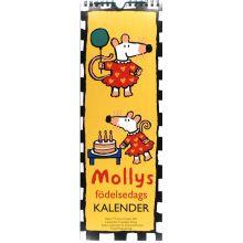 Mollys födelsedagskalender