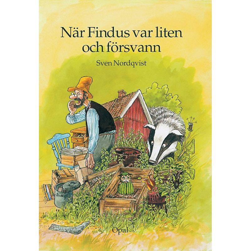 När Findus var liten och försvann