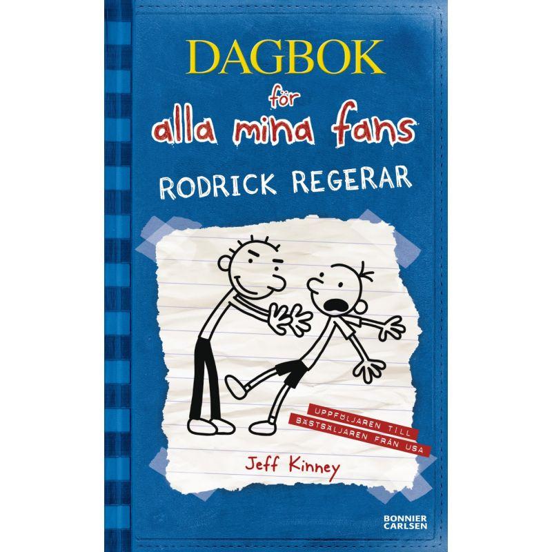 Dagbok för alla mina fans - Rodrick regerar