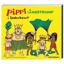 Pippi Långstrump i Söderhavet hörbok