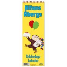 Alfons födelsedagskalender