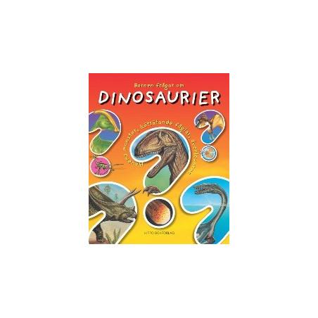 Barnen frågar om Dinosaurier