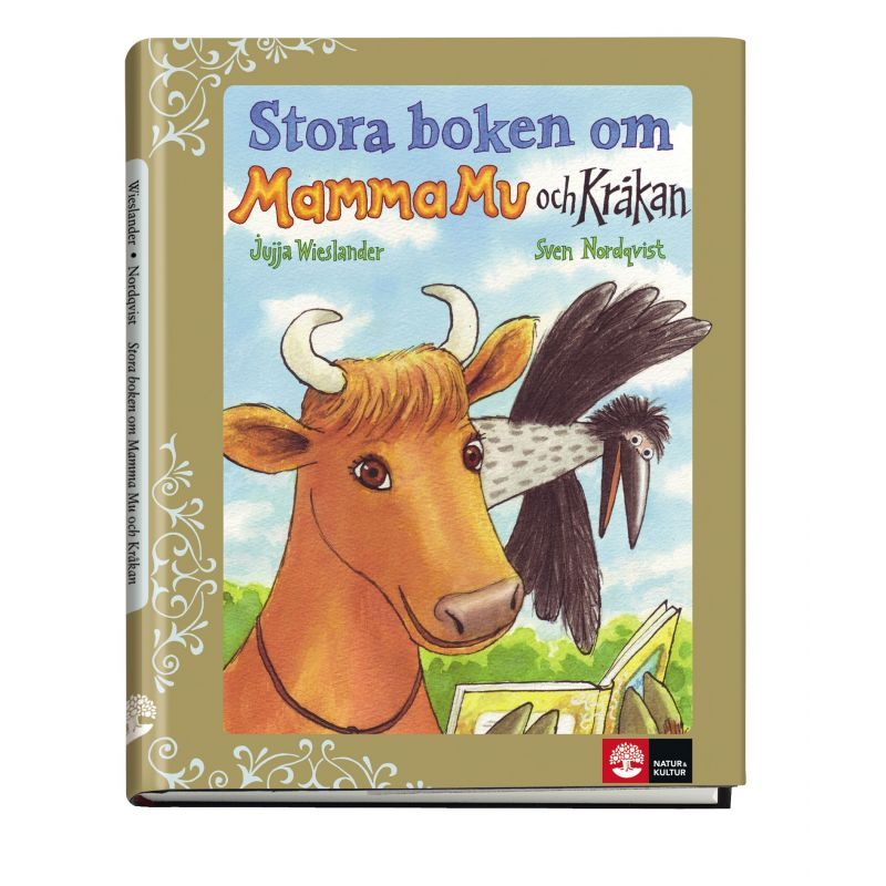 Stora boken om Mamma Mu