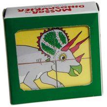 Dinosaurier kubpussel