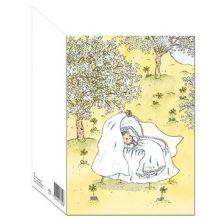 Majas visa - dubbelt kort med kuvert