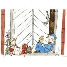 Emil och Ida affisch