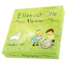 Ellen och Olle vismemo