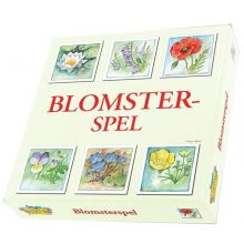 Blomsterspel memo