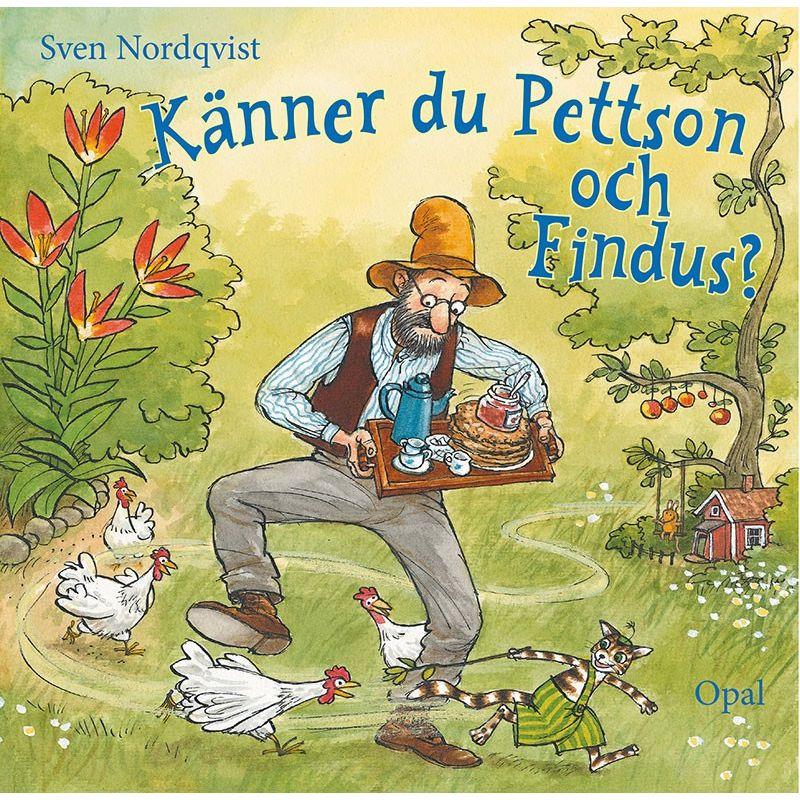 Känner du Pettson och Findus?