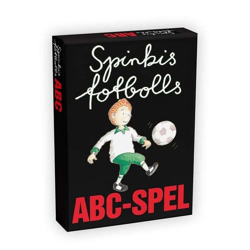 Spinkis fotbolls ABC, Kortspel
