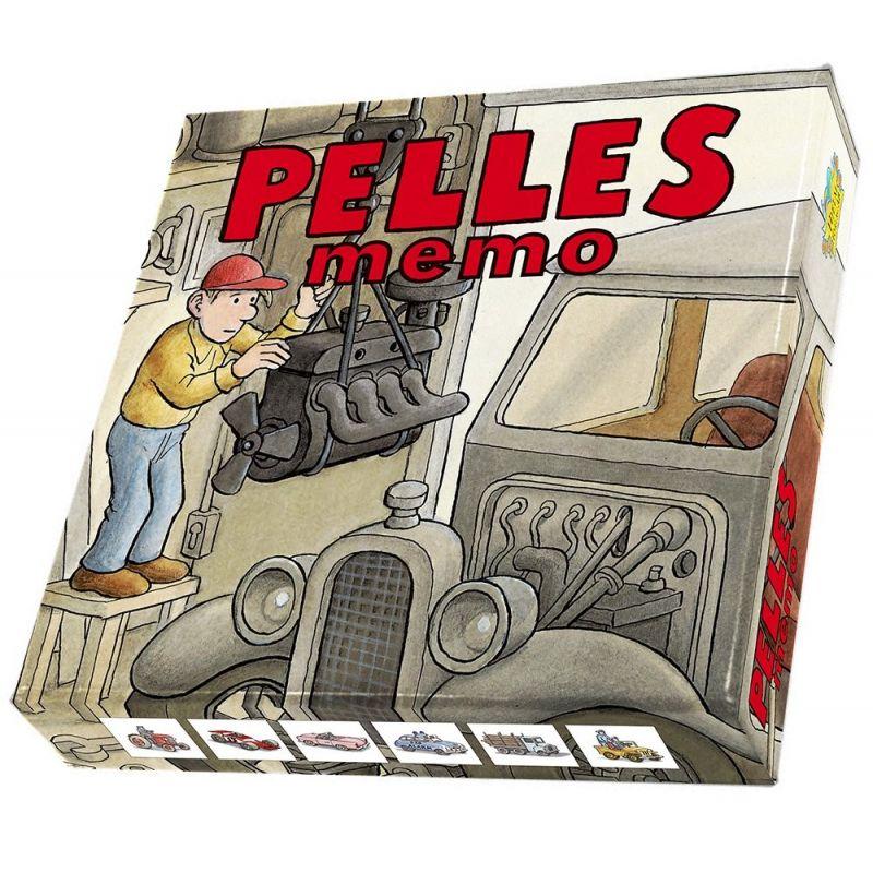 Pelles memo (bilar)