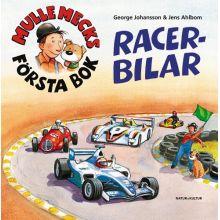 Mulle Mecks första bok om Racerbilar