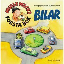Mulle Mecks första bok om bilar
