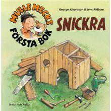 Mulle Mecks första bok om snickra