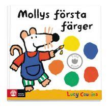 Mollys första färger
