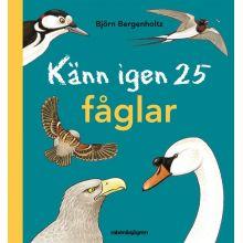 Känn igen 25 fåglar