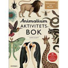 Animalium Aktivitetsbok