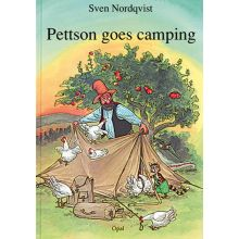 Pettson goes camping