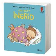 God natt Ingrid Nallebok