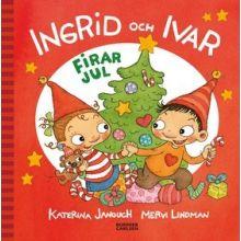 Ingrid och Ivar firar jul
