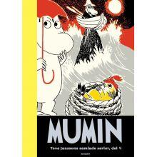Mumin samlade serier volym 4
