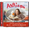 Anki & Pytte läser H.C. Anderson Cd