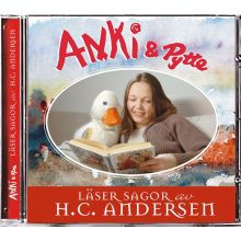 Anki & Pytte läser H.C. Anderson Hörbok