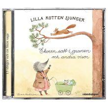 Lilla Kotten sjunger CD
