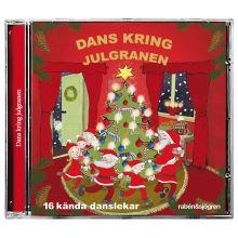 Dans kring julgranen + CD