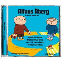 Alfons Åberg CD blå