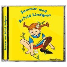 Sommar med Astrid Lindgren CD