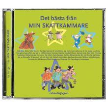 Det bästa från Min Skattkammare CD