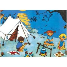 Pippi Långstrump, tältar A4