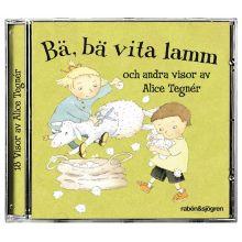 Bä bä vita lamm CD