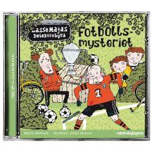 Fotbollsmysteriet CD