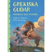 Grekiska gudar, Herakles tolv stordåd