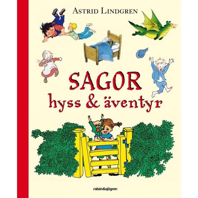 Sagor hyss & äventyr