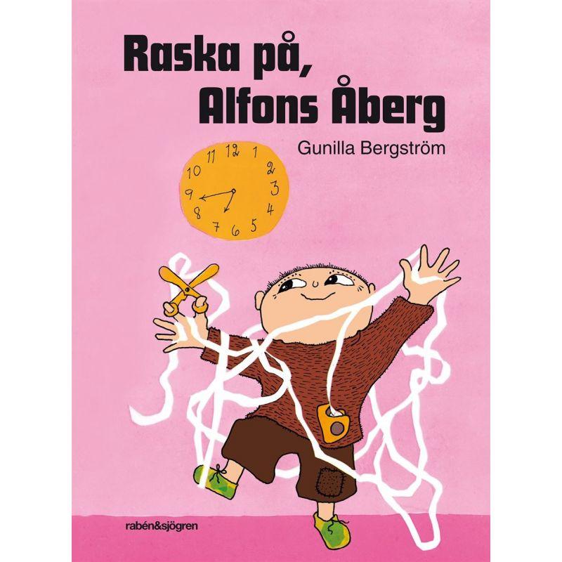 Raska på, Alfons Åberg!