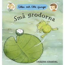 Små grodorna Ellen och Olle sjunger