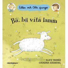 Bä bä vita lamm Ellen och Olle sjunger