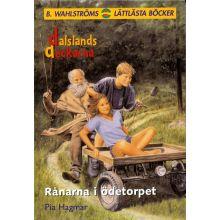 Rånarna i ödetorpet Dalslandsdeckarna