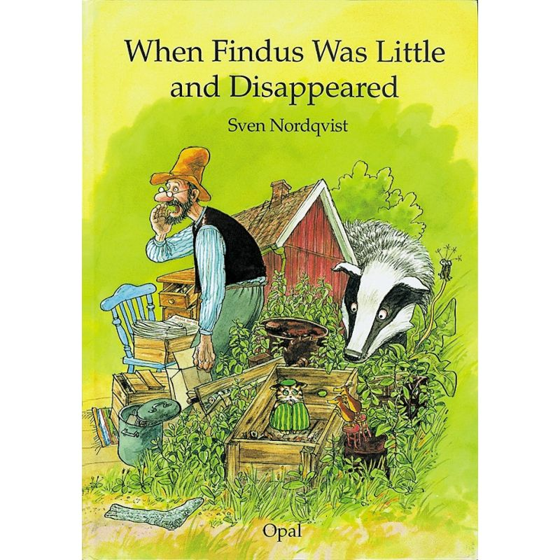 When Findus was little and disappeared