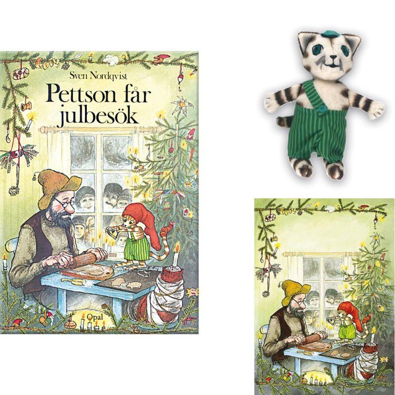 Nya Pettson & Finduspaketet