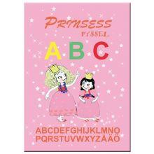 Prinsessans pyssel ABC 25 pack