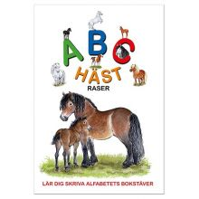 ABC Hästraser 25pack