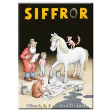 Siffror 25 pack